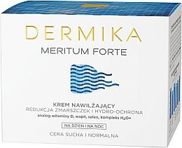 Parfumuri și produse cosmetice Cremă hidratantă pentru față - Dermika Meritum Forte Face Cream