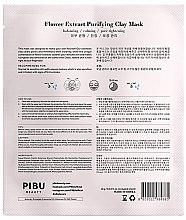Set - Pibu Beauty Flower Extract Purifying Clay Mask Set (f/mask/5x18g) — Imagine N3