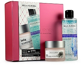 Parfumuri și produse cosmetice Set - Bella Aurora Damenkosmetik Set (micelar/water/200ml+f/cr/50ml)