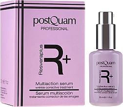 Parfumuri și produse cosmetice Ser pentru față - Postquam Resveraplus Age Control Serum