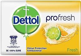 """Parfumuri și produse cosmetice Săpun antibacterian """"Prospețime"""" - Dettol Fresh Antibacterial Soap"""