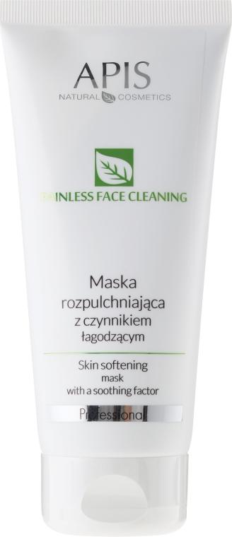 Mască relaxantă, cu efect de lifting - APIS Professional Skin Softening Mask