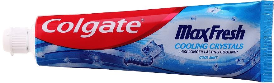 Pastă de dinți - Colgate Max Fresh Cooling Crystals — Imagine N1