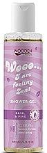 Parfumuri și produse cosmetice Gel de duș - Wooden Spoon I am feeling Zen! Shower Gel