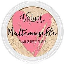 Parfumuri și produse cosmetice Pudră pentru față, cu efect matifiant - Virtual Mattemoiselle Flawless Matte Powder