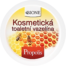 Parfumuri și produse cosmetice Vaselină cosmetică - Bione Cosmetics Propolis