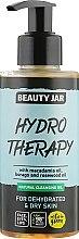 "Ulei de față ""Hydro Therapy"" - Beauty Jar Natural Cleansing Oil — Imagine N1"