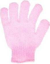 Parfumuri și produse cosmetice Mănușă pentru masaj, 9687, roz - Donegal Aqua Massage Glove