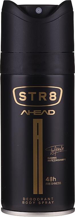 Str8 Ahead - Set (deo/150 +sh/gel/250ml) — Imagine N4