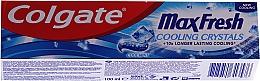 Pastă de dinți - Colgate Max Fresh Cooling Crystals — Imagine N2