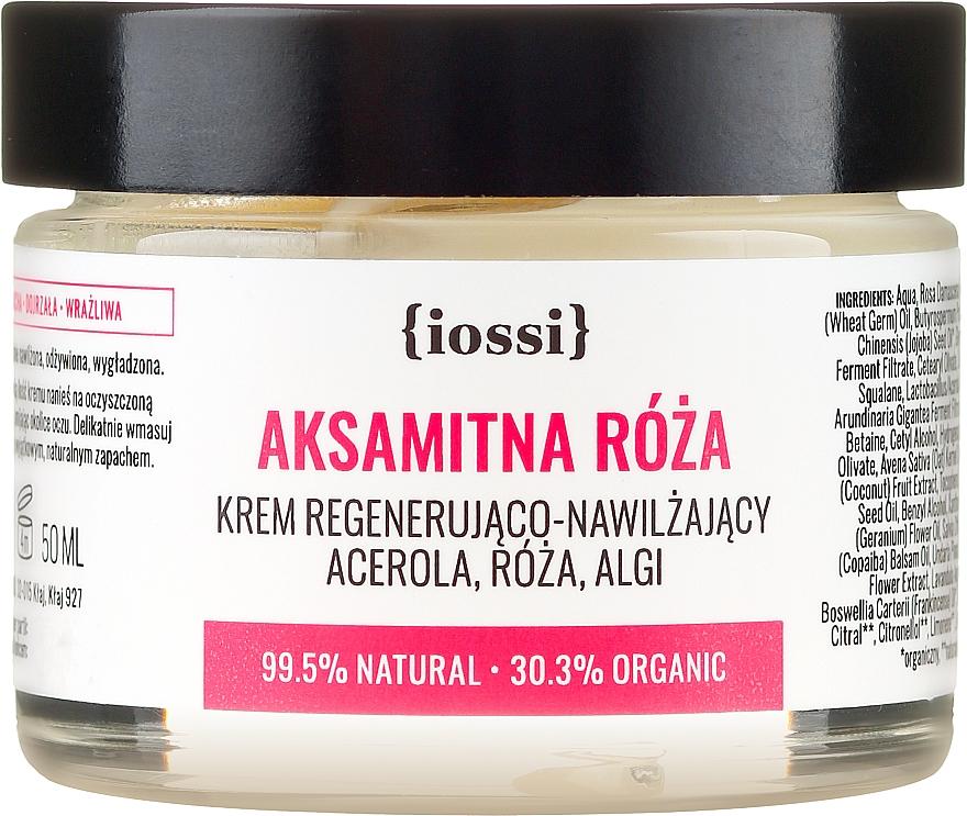 """Cremă regenerantă pentru față """"Trandafir"""" - Iossi Regenerating Cream"""
