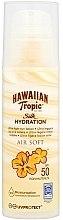 Parfumuri și produse cosmetice Loțiune de protecție solară pentru corp - Hawaiian Tropic Silk Hydration Air Soft Lotion SPF 50