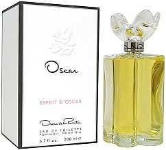 Parfumuri și produse cosmetice Oscar De La Renta Espirit D'oskar - Apă de toaletă