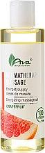 Parfumuri și produse cosmetice Ulei cu extract de grapefruit pentru masaj - Ava Laboratorium Aromatherapy Massage Energizing Massage Oil Grapefruit