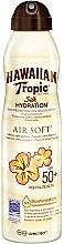 Parfumuri și produse cosmetice Spray protecție solară pentru corp - Hawaiian Tropic Silk Hydration Air Soft Protective Mist SPF 50