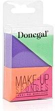 Parfumuri și produse cosmetice Burete de machiaj, 4 buc. 4305 - Donegal Sponge Make-Up
