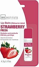 """Parfumuri și produse cosmetice Balsam de buze """"Căpșună"""" - IDC Institute Lip Balm Strawberry"""