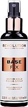 Parfumuri și produse cosmetice Fixator pentru machiaj - Makeup Revolution Base Fix Super Hold Fixing Spray