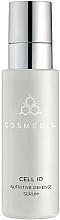 Parfumuri și produse cosmetice Ser nutritiv protector - Cosmedix Cell ID Nutritive Defense Serum