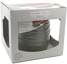 Lampă electrică cu difuzor de arome și cronometru - Scenterpiece Easy MeltCup Warmer Noah Grey — Imagine N2