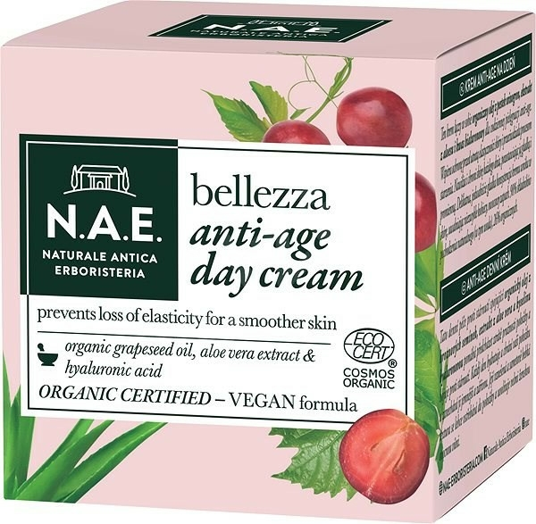 Cremă de zi pentru față - N.A.E. Bellezza Anti-Age Day Cream — Imagine N1