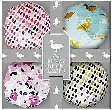 Parfumuri și produse cosmetice Set - Baylis & Harding The Fuzzy Duck Cotswold Floral Bath Fizzers Set (bath/bomb/4szt)