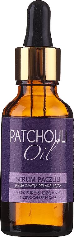 "Ulei ""Pachouli"" 100% - Beaute Marrakech Paczuli Oil"