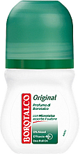 Parfumuri și produse cosmetice Deodorant-Antiperspirant Roll-On - Borotalco Original Ball Deo