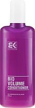 Parfumuri și produse cosmetice Balsam cu cheratină pentru volumul părului - Brazil Keratin Bio Volume Conditioner