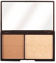 Parfumuri și produse cosmetice Paleta contur față - I Heart Revolution Palette