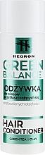 Parfumuri și produse cosmetice Balsam pentru păr gras - Hegron Green Balance Hair Conditioner