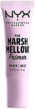 Parfumuri și produse cosmetice Primer iluminant pentru față - NYX Professional The Marshmellow Primer (mi)