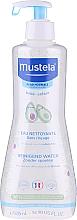 Parfumuri și produse cosmetice Apă de curățare pentru față și corp - Mustela Cleansing Water No-Rinsing With Avocado