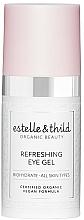 Parfumuri și produse cosmetice Gel revigorant pentru pleoape - Estelle & Thild BioHydrate Refreshing Eye Gel