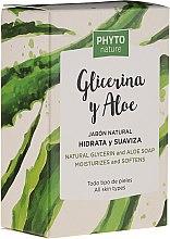 Parfumuri și produse cosmetice Săpun natural cu aloe vera - Luxana Phyto Nature Aloe Vera Soap