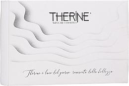 Parfumuri și produse cosmetice Mască din țesătură pentru față - Therine Natural Silk Face Mask