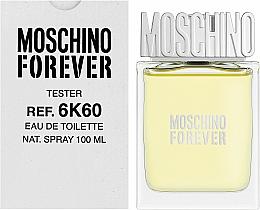 Moschino Forever - Apă de toaletă (tester cu capac) — Imagine N2