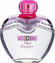 Parfumuri și produse cosmetice Moschino Pink Bouquet - Apă de toaletă