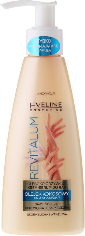 Ser-cremă de mâini - Eveline Cosmetics Revitalum