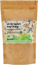 """Parfumuri și produse cosmetice Sare pentru baie """"Mai Chang"""" - Auna May Chang Bath Salt"""