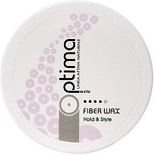 Parfumuri și produse cosmetice Ceară pentru styling - Optima Fiber Wax Hold & Style