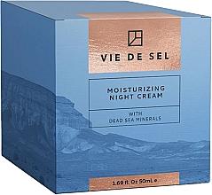 Parfumuri și produse cosmetice Cremă hidratantă de noapte - Vie De Sel Moisturizing Night Cream