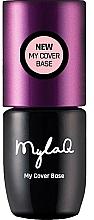 Parfumuri și produse cosmetice Bază pentru gel-lac - MylaQ My Cover Base