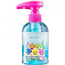 Parfumuri și produse cosmetice Săpun lichid pentru copii - Pinkfong Baby Shark Singing Hand Wash