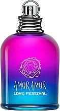Parfumuri și produse cosmetice Cacharel Amor Amor Love Festival - Apă de toaletă