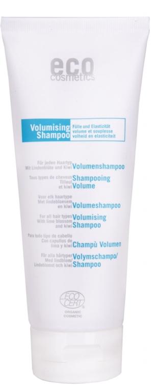 Șampon pentru volum cu extract de lime și kiwi - Eco Cosmetics — Imagine N1