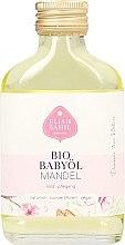 Parfumuri și produse cosmetice Ulei organic de migdale, pentru copii - Eliah Sahil Organic Almond Baby Oil