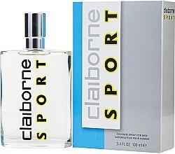 Parfumuri și produse cosmetice Liz Claiborne Claiborne Sport - Apă de colonie