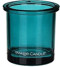 Parfumuri și produse cosmetice Sfeșnic pentru lumânare votivă - Yankee Candle POP Teal Tealight Votive Holder