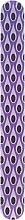 Parfumuri și produse cosmetice Pilă de unghii 2061, violet - Donegal